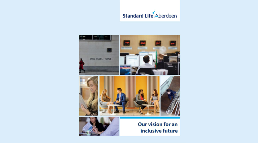 Standard Life Aberdeen's inclusion vision cover
