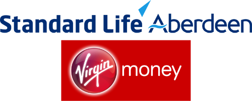 Standard live aberdeen virgin money logos